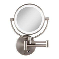 An Ideal Set Up For Bathroom Lighting From Task Lighting