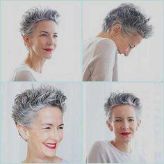 15 Short Pixie-Frisuren für ältere Frauen