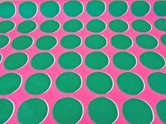 ハンプ/キビラ(麻) - 商品詳細 [tekiniki]布もようオリジナル 11号帆布 ドット 110㎝巾/生地の専門店 布もよう