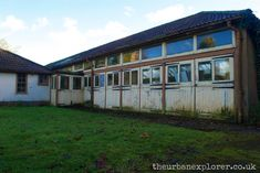 The 15 creepiest abandoned places in Britain you'd NEVER spend the night in – The Sun Abandoned Places In The Uk, St Gerard, Abandoned Hospital, Surrey, Birmingham, Britain, Creepy, Saints, The Incredibles