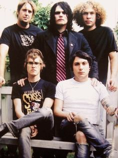 oh, the good old days... <3 my chemical romance