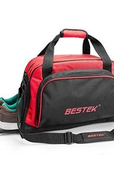 61e2e7a9d424 BESTEK Gym Bag Sports Bag Shoulder Duffle Bag Handle Bag Short.