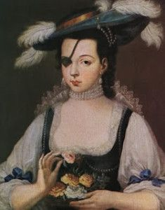 Princess Ana de Mendoza by Sofonisba Anguissola