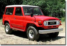 who wants toyota to build a new Toyota Land Cruiser