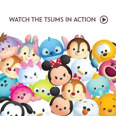Watch the Tsums in Action