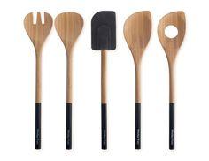 Set ustensiles en bambou