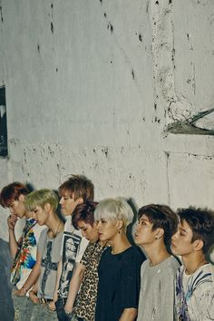 GOT7 | 2015: Love Train, Just Right, Laugh Laugh Laugh and Mad ❤