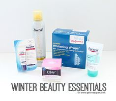 Winter Essentials to Protect Your Natural Beauty from GirlLovesGlam.com. #beauty