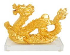 The celestial Dragon is the ultimate good luck symbol and is central to the practice of feng shui. Placing a dragon image in the East side of your office is ALWAYS said to bring great good fortune. NEVER place the dragon inside the bedroom - it is too YANG of a creature. Everyone needs the dragon in 2016 – dragons love water too so placing beside a water fountain is very good feng shui.