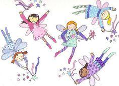 Flying fairies
