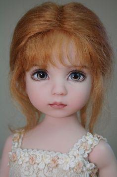 Dianna Effner's Darling BJD Destiny in Dolls & Bears, Dolls, By Material | eBay