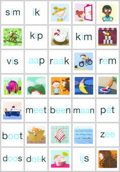 Play To Learn, Learn To Read, Language Activities, Preschool Activities, Learn Dutch, Puzzles For Kids, Creative Teaching, Teaching Reading, Kids Education