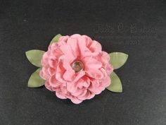 3D Flower tutorial