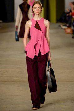 Sfilata Boss New York - Collezioni Autunno Inverno 2016-17 - Vogue