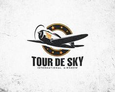 Tour De Sky | #logo #design #inspiration #icon #gallery #logotype #identity #branding