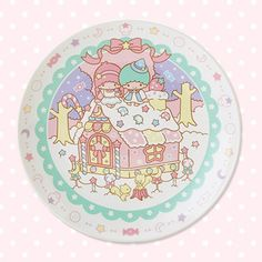 【2012.11.07】【Hansel and Gretel Design Series】Cake Dish (¥1,365) ★Little Twin Stars★