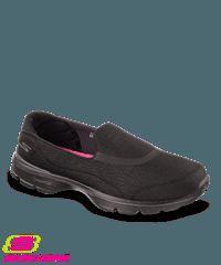 Skechers GOwalk3 Women's Revive Slip On Shoe Shoes For Less, Nursing Shoes, Going Back To School, Skechers, Slip On Shoes, Athletic Shoes, Style, Fashion, Slip On Tennis Shoes