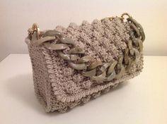 Bolso creado por Chi.C - handcrafted in Italy