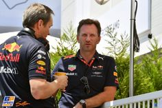 Christian Horner, Formule 1 Grand Prix van Azerbeidzjan 2017, Formule 1