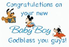 The perfect Congrats Baby Boy Animated GIF for your conversation. Discover and Share the best GIFs on Tenor. Wishes For Baby Boy, Birthday Wishes For Kids, Welcome Baby Boys, New Baby Boys, Birthday Cards, I Love You Pictures, Baby Boy Pictures, Congratulations For New Baby, Baby Boy Poems