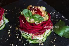 Journey to Healthy Eating Beet Recipes, Raw Vegan Recipes, Healthy Recipes, Vegan Raw, Vegan Parmesan Cheese, Fusion Food, Alkaline Foods, Plant Based Eating, Beetroot