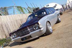 Mk3 cortina wagon/van 331ci v8