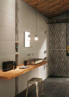 Meltin by Fap Ceramiche #bathroom @Francie Hazen Ceramiche