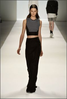 "Richard New York has inaugurated yesterday the ""fashion month"" of the Women's Collections Spring/Summer 2014"