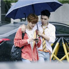 Taeil and Johnny