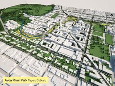 industrial redevelopment urban design project - Google Search