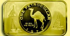 «La capacité des USA à maintenir leur influence sur le reste du monde s'amenuise lentement. Depuis la création du pétrodollar en 1971, la monnaie US monopolise le commerce international…