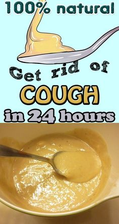 With this 100% natural recipe you will get rid of cough instantly.