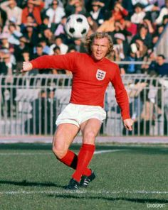 Bobby Moore of England in 1971.