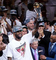 NBA final: LeBron James leads Miami Heat to title over Oklahoma City Thunder