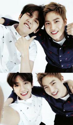 Baekhyun & Suho