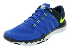 Amazon.com: Nike Men's Free Trainer 5.0 v6 Mesh Cross-Trainers Shoes: Clothing