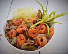 Goan Prawn Chilli Fry Goan Recipes, Indian Food Recipes, New Recipes, Recipies, Favorite Recipes, Chili Shrimp, Spicy Shrimp, Chili Powder, Rezepte