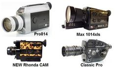 trade in your Super 8 camera for a Pro8mm camera!