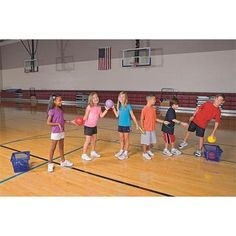 Teambuilding ideas for younger kids