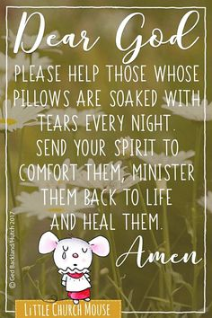 Little Church Mouse Quotes Prayer Verses, Prayer Quotes, Bible Verses Quotes, Scriptures, Religious Quotes, Spiritual Quotes, Christian Life, Christian Quotes, Prayer Changes Things