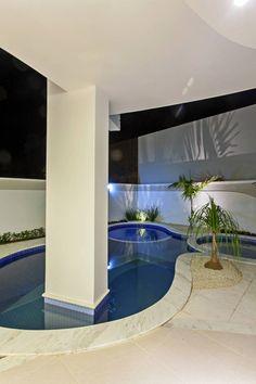 Casa de andar com fachada moderna e ambientes maravilhosos - entre e conheça! - Decor Salteado - Blog de Decoração, Arquitetura e Construção
