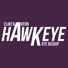 Hawkeye - Clint Barton and Kate Bishop Captain Marvel, Marvel Dc, Marvel Comics, Hawkeye Comic, Clintasha, Kate Bishop, Scott Lang, Young Avengers, Bruce Banner