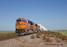 https://flic.kr/p/M1vp9D | BNSF 3792 West, Washburn, TX | A westbound Q train…