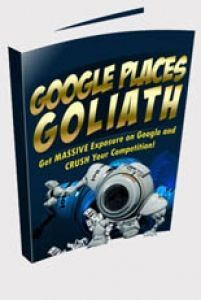 """Google Places Goliath-Don't Spend A Single Penny To Get Your Business Listed Prominently On #Google!"""" Marketing Tools, Content Marketing, Affiliate Marketing, Internet Marketing, Make Money Online, How To Make Money, Super Secret, Search Engine Optimization, Ebooks"""