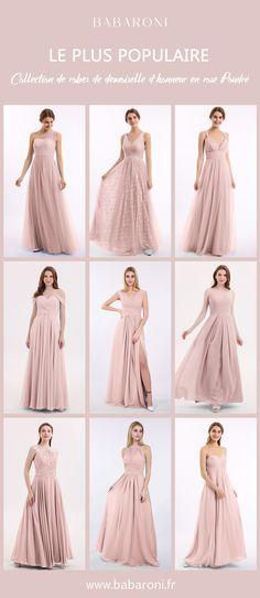 12 meilleures images du tableau Robe longue rose   Robe