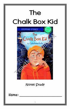 The Chalk Box Kid - Lesson Plan   Homeschool - Curriculum Ideas ...