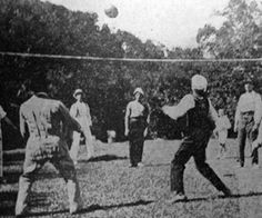 The first volleyball match in South Brazil was 1917. A look back on volleyball in Brazil and the upcoming Rio 2016 Olympics