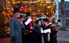 America's Best Towns for the Holidays: Nantucket, MA
