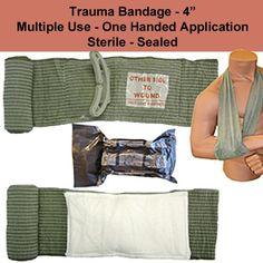 Israeli Bandage 4 inch