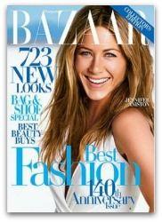 Harper's Bazaar Magazine, Only $4.99 per Year!